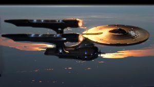 In Star Trek is het een eitje: sneller reizen dan het licht. Maar wat zegt Einstein daar eigenlijk van?
