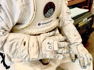 Slimme handschoen voor Mars