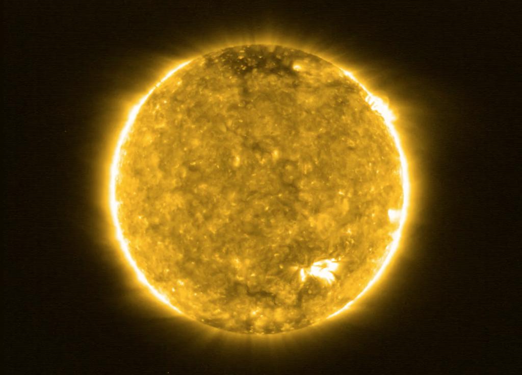 Magnetische golven verklaren vreemde eigenschappen corona zon - New Scientist
