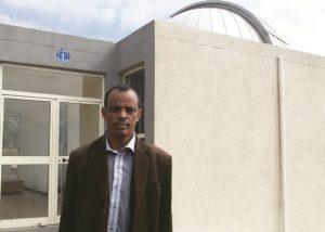 Solomon Belay Tessema. Foto: Alemiye Mamo