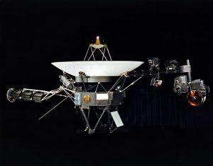 Voyager 1 doet er 76.000 jaar over om Proxima b te bereiken. Beeld: Nasa