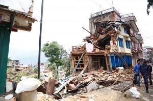 Met alleen stevigere bouwwerken is een land nog niet voorbereid op een aardbeving