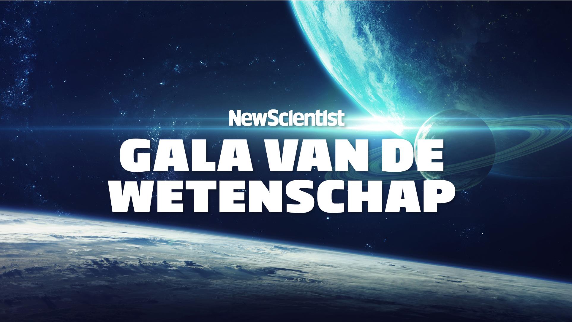Gala van de Wetenschap 2019