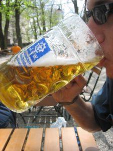 Alcoholgebruik is een mogelijke verklaring voor idioot gedrag