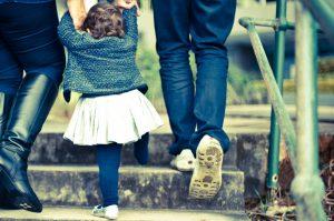 Kinderen kunnen de darmflora van hun ouders veranderen. Foto: Cat Grigg