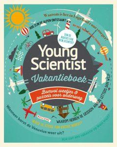 Bestel het Young Scientist Vakantieboek in onze webshop!