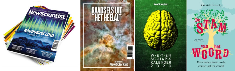 Wat doet New Scientist