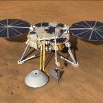 NASA's InSight lander gaat zoeken naar bevingen op Mars(Beeld: JPL/NASA)