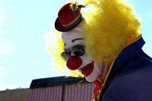 Clown. Foto: timlewisnm