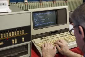 Een trage computer is binnenkort verleden tijd. Bron: Wikimedia Commons
