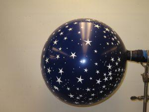 uitdijing-heelal-ballon