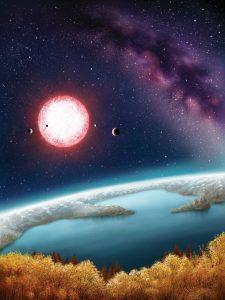 Exoplaneet Kepler-186f