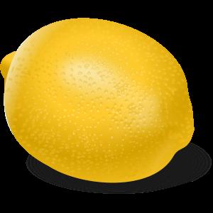 Vanaf de aarde kunnen we het niet zien, maar de maan lijkt een beetje op een citroen. Bron: Creative Commons