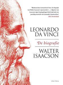 Leonardo da Vinci biografie Walter Isaacson