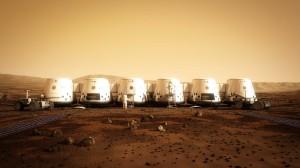 Zin om voorgoed te verhuizen naar Mars? Bron: Mars One