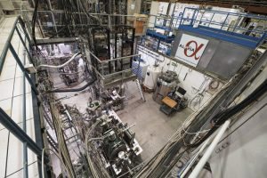 ALPHA . Foto: CERN