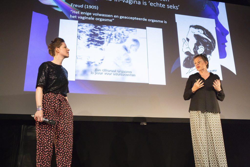 Ellen Laan en Daphne van de Bongardt