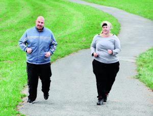 Joggen helpt niet veel als obesitas in je genen zit