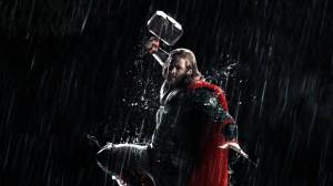 Hoe zwaar is Thor's hamer?