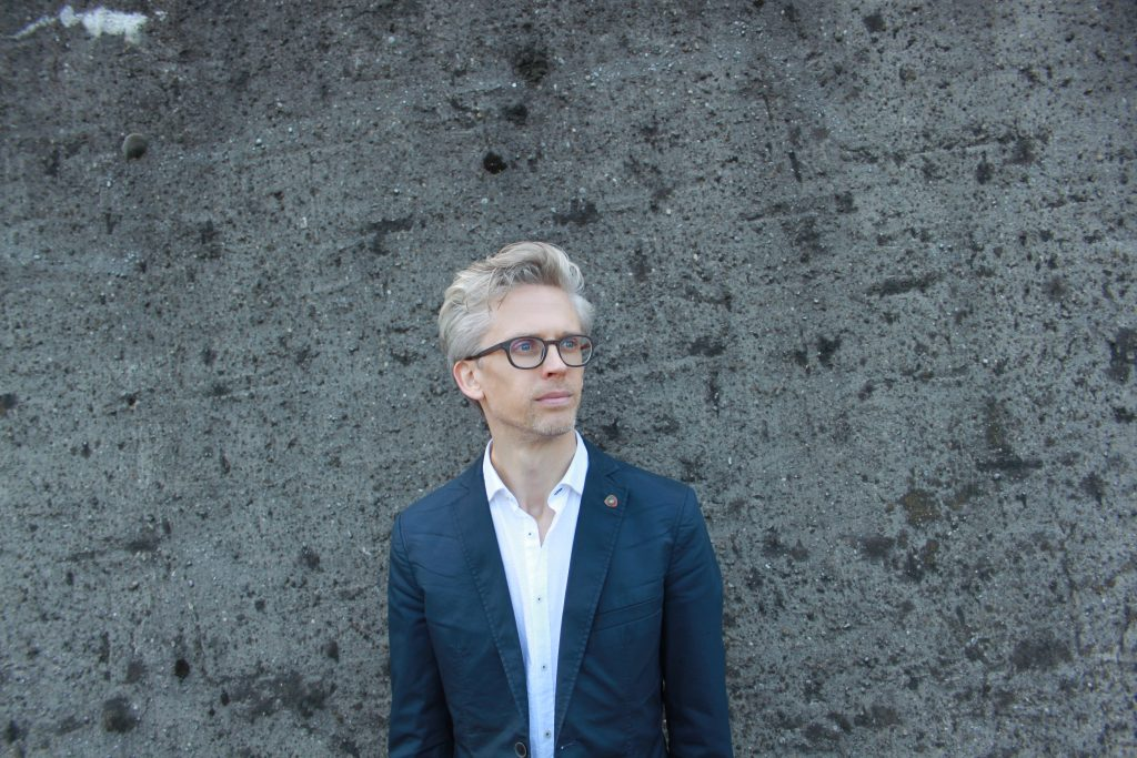 Alex van den Brandhof. Foto: Christian Höhener