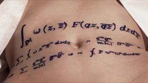 Scène uit de film Rites of Love and Math