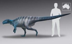 De mysterieuze dinosporen zijn afkomstig van deze plantenetende dinosaurus.