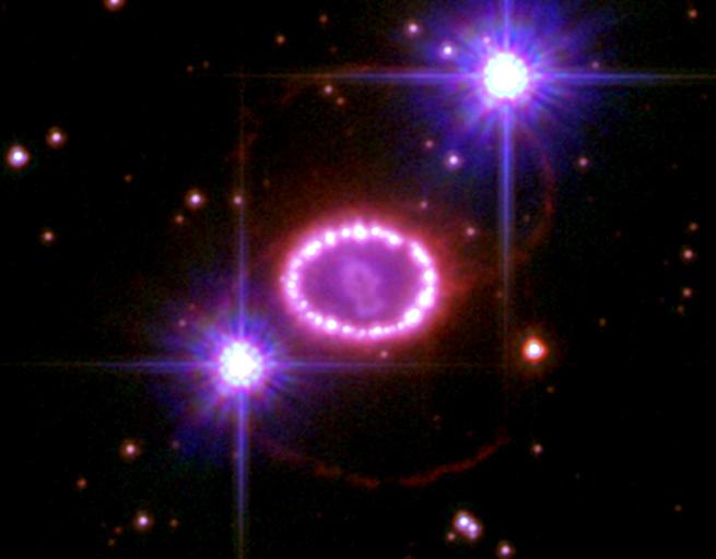 type II-supernova
