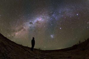 Genieten van de Melkweg