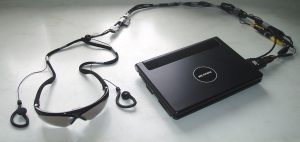 vOICe laat blinde mensen zien met geluid.