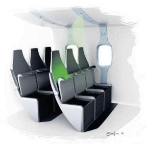 vliegtuig-interieur