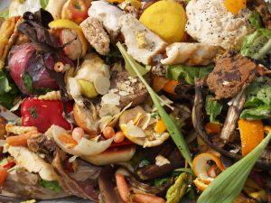 Misschien maken we in de toekomst verf van afval. Foto: Starr