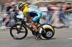 luchtweerstand wielrennen