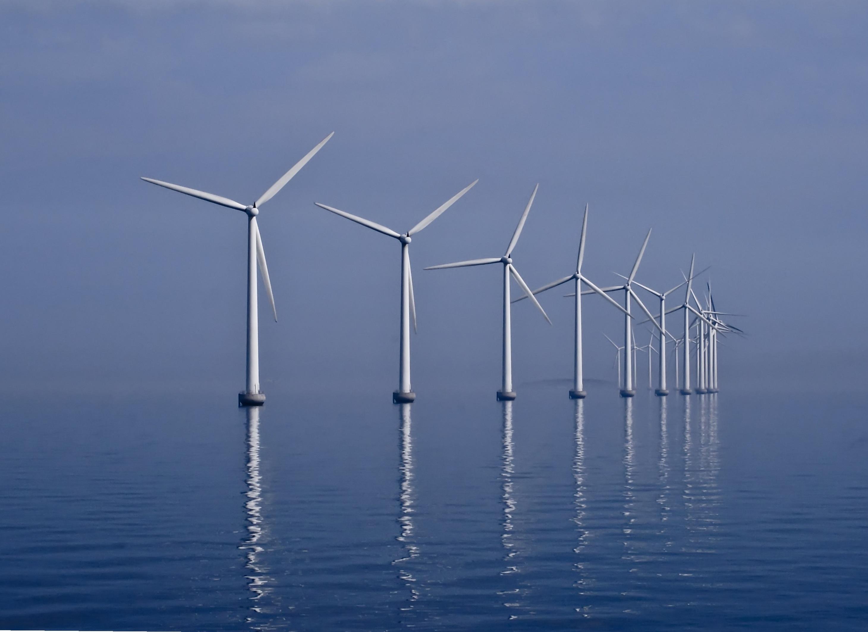 Waarom windmolens drie bladen hebben