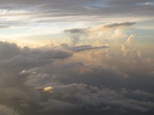 Wolken blijken meer vloeibaar water te bevatten dan we dachten. Afbeelding: Edward Stojkovic